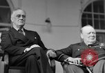 Image of Franklin Roosevelt at Tehran Conference Tehran Iran, 1943, second 29 stock footage video 65675053420