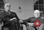 Image of Franklin Roosevelt at Tehran Conference Tehran Iran, 1943, second 30 stock footage video 65675053420