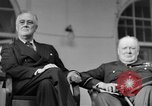 Image of Franklin Roosevelt at Tehran Conference Tehran Iran, 1943, second 32 stock footage video 65675053420