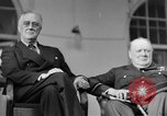 Image of Franklin Roosevelt at Tehran Conference Tehran Iran, 1943, second 33 stock footage video 65675053420