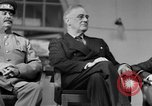 Image of Franklin Roosevelt at Tehran Conference Tehran Iran, 1943, second 38 stock footage video 65675053420