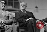 Image of Franklin Roosevelt at Tehran Conference Tehran Iran, 1943, second 41 stock footage video 65675053420