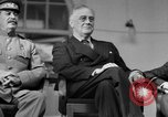 Image of Franklin Roosevelt at Tehran Conference Tehran Iran, 1943, second 42 stock footage video 65675053420