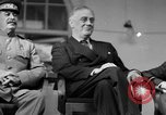 Image of Franklin Roosevelt at Tehran Conference Tehran Iran, 1943, second 43 stock footage video 65675053420