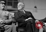 Image of Franklin Roosevelt at Tehran Conference Tehran Iran, 1943, second 44 stock footage video 65675053420