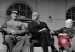 Image of Franklin Roosevelt at Tehran Conference Tehran Iran, 1943, second 47 stock footage video 65675053420