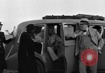 Image of Roosevelt and Churchill visit Pyramids Egypt, 1943, second 39 stock footage video 65675053426