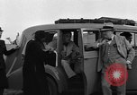 Image of Roosevelt and Churchill visit Pyramids Egypt, 1943, second 40 stock footage video 65675053426