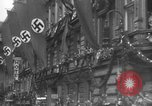 Image of Adolf Hitler Berlin Germany, 1940, second 24 stock footage video 65675053433
