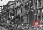 Image of Adolf Hitler Berlin Germany, 1940, second 42 stock footage video 65675053433