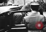 Image of Adolf Hitler shaking hands with Petain in Montoire France, 1940, second 13 stock footage video 65675053449
