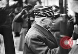 Image of Adolf Hitler shaking hands with Petain in Montoire France, 1940, second 25 stock footage video 65675053449