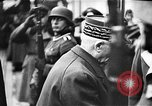 Image of Adolf Hitler shaking hands with Petain in Montoire France, 1940, second 26 stock footage video 65675053449