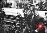 Image of Adolf Hitler shaking hands with Petain in Montoire France, 1940, second 34 stock footage video 65675053449