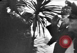 Image of Adolf Hitler shaking hands with Petain in Montoire France, 1940, second 37 stock footage video 65675053449