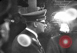 Image of Adolf Hitler shaking hands with Petain in Montoire France, 1940, second 41 stock footage video 65675053449