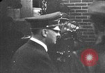 Image of Adolf Hitler shaking hands with Petain in Montoire France, 1940, second 42 stock footage video 65675053449