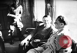 Image of Adolf Hitler shaking hands with Petain in Montoire France, 1940, second 59 stock footage video 65675053449