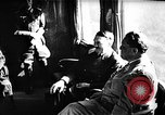 Image of Adolf Hitler shaking hands with Petain in Montoire France, 1940, second 60 stock footage video 65675053449