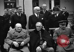 Image of Franklin Roosevelt Crimea Ukraine, 1945, second 4 stock footage video 65675053455
