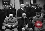 Image of Franklin Roosevelt Crimea Ukraine, 1945, second 5 stock footage video 65675053455