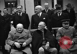 Image of Franklin Roosevelt Crimea Ukraine, 1945, second 7 stock footage video 65675053455