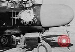 Image of P-61Black Widow aircraft of 422nd Night Fighter Squadron United States USA, 1944, second 17 stock footage video 65675053488