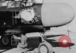 Image of P-61Black Widow aircraft of 422nd Night Fighter Squadron United States USA, 1944, second 19 stock footage video 65675053488
