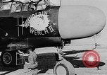 Image of P-61Black Widow aircraft of 422nd Night Fighter Squadron United States USA, 1944, second 20 stock footage video 65675053488