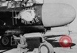 Image of P-61Black Widow aircraft of 422nd Night Fighter Squadron United States USA, 1944, second 21 stock footage video 65675053488