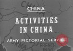 Image of Chinese refugees Liuchow China, 1944, second 2 stock footage video 65675053491