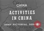 Image of Chinese refugees Liuchow China, 1944, second 3 stock footage video 65675053491