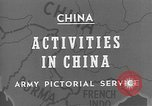 Image of Chinese refugees Liuchow China, 1944, second 4 stock footage video 65675053491