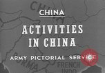 Image of Chinese refugees Liuchow China, 1944, second 5 stock footage video 65675053491