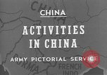 Image of Chinese refugees Liuchow China, 1944, second 6 stock footage video 65675053491
