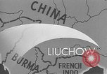 Image of Chinese refugees Liuchow China, 1944, second 11 stock footage video 65675053491