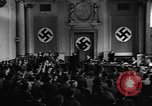 Image of Trial for July 20 Hitler plot Germany, 1944, second 30 stock footage video 65675053507
