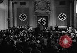 Image of Trial for July 20 Hitler plot Germany, 1944, second 35 stock footage video 65675053507