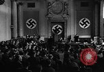 Image of Trial for July 20 Hitler plot Germany, 1944, second 41 stock footage video 65675053507