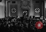Image of Trial for July 20 Hitler plot Germany, 1944, second 42 stock footage video 65675053507