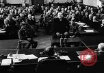 Image of Trial for July 20 Hitler plot Germany, 1944, second 53 stock footage video 65675053507