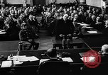 Image of Trial for July 20 Hitler plot Germany, 1944, second 59 stock footage video 65675053507