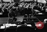 Image of Trial for July 20 Hitler plot Germany, 1944, second 60 stock footage video 65675053507