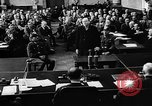 Image of Trial for July 20 Hitler plot Germany, 1944, second 62 stock footage video 65675053507