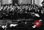 Image of Josef Wirmer on trial in July 20 plot against Hitler Germany, 1944, second 12 stock footage video 65675053508