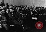 Image of Josef Wirmer on trial in July 20 plot against Hitler Germany, 1944, second 20 stock footage video 65675053508