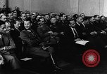 Image of Josef Wirmer on trial in July 20 plot against Hitler Germany, 1944, second 21 stock footage video 65675053508