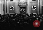 Image of Josef Wirmer on trial in July 20 plot against Hitler Germany, 1944, second 24 stock footage video 65675053508