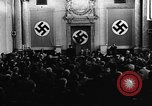 Image of Josef Wirmer on trial in July 20 plot against Hitler Germany, 1944, second 26 stock footage video 65675053508