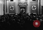 Image of Josef Wirmer on trial in July 20 plot against Hitler Germany, 1944, second 27 stock footage video 65675053508